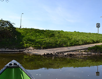 Lahn Kanu fahren